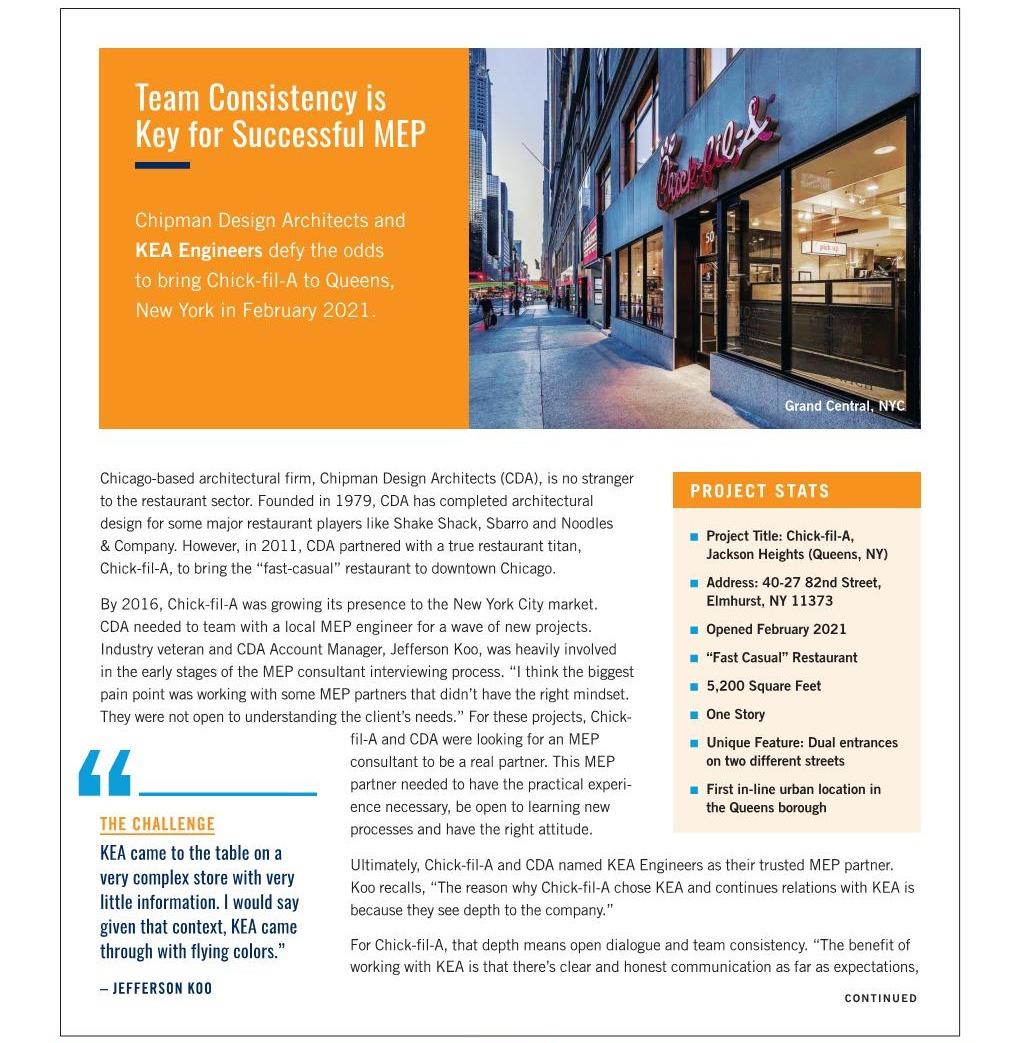 KEA Customer Success Story No. 2