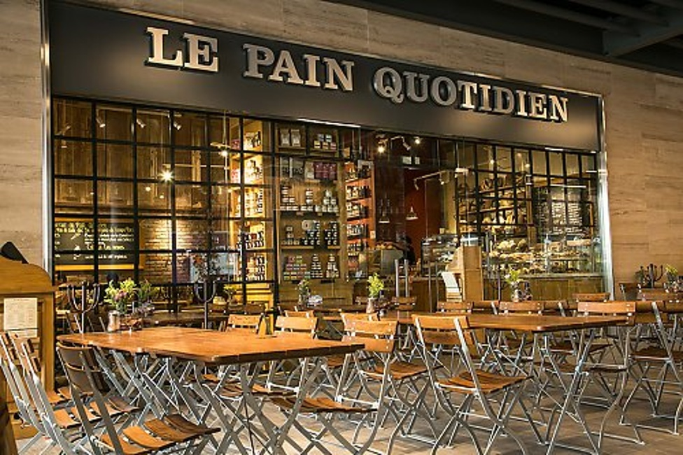 MEP Project, Le Pain Quotidien