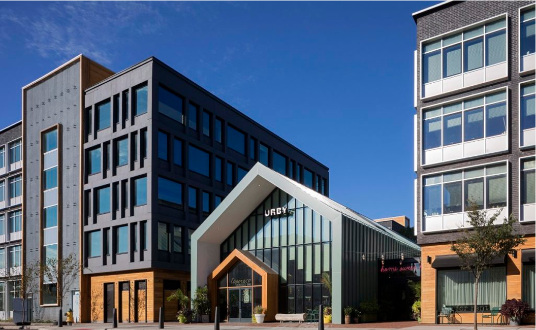 MEP Project, URBY, Exterior