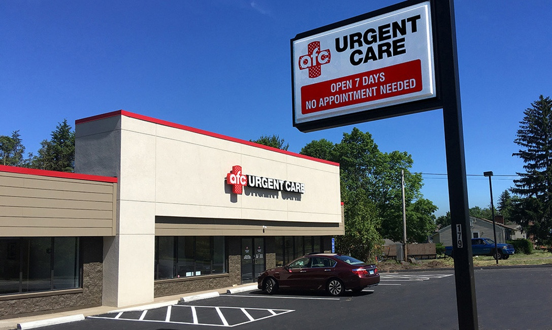 MEP Project, AFC Urgent Care
