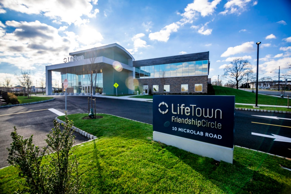 MEP Project, LifeTown Exterior